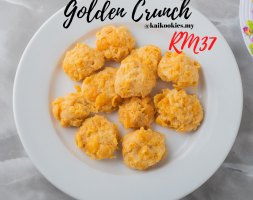 Premium Golden Crunch